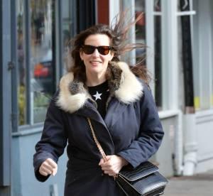 Liv Tyler : parka et cycliste, flop mode inevitable !