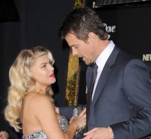Fergie, enceinte : ''Josh Duhamel parle a mon ventre''