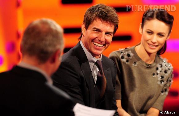 """Tom Cruise et Olga Kurylenko font la promotion d'""""Oblivion"""" : un tournage qui rapproche ?"""