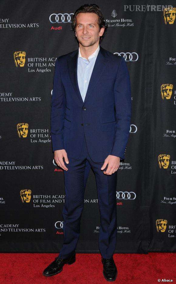 """Bradley Cooper va également donner la réplique à Omar Sy dans le film """"Chef""""."""