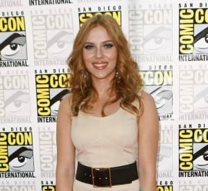 Scarlett Johansson, super heroine droguee de Luc Besson