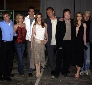 """Le casting de """"Buffy"""", réuni pour une dernière soirée..."""