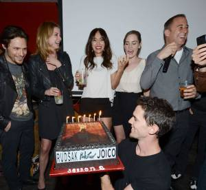 Revenge, 90210, Glee : les wrap party gourmandes des series TV