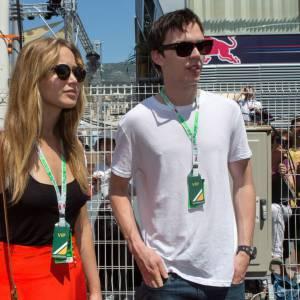 Jennifer Lawrence et Nicholas Hoult : un couple glamour.