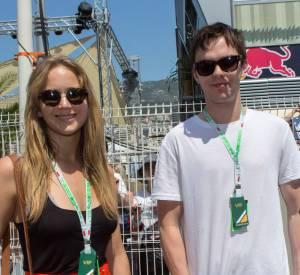 Jennifer Lawrence et Nicholas Hoult : amoureux il y a pile un an à Monte-Carlo.