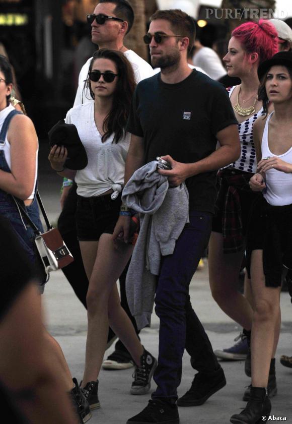 Kristen Stewart et Robert Pattinson : un couple secret et discret à Cannes ?