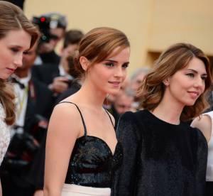 Cannes 2013 : Emma Watson, poupee sensuelle pour la premiere de The Bling Ring