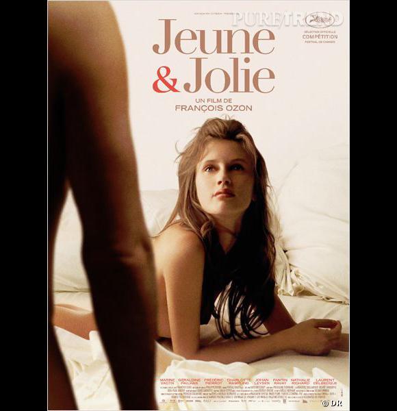 """""""Jeune & Jolie"""", accueil mitigé à Cannes 2013."""