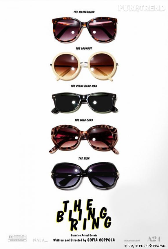 """""""The Bling Ring"""" : pas sûr que Sofia Coppola ait convaincu."""