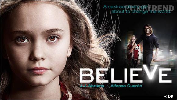"""J.J Abrams se lance à nouveau dans l'aventure du petit écran en produisant """"Believe"""", une série entre drame et science-fiction qui sera diffusé sur NBC à la rentrée."""