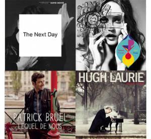Fete des meres : Vanessa Paradis, David Bowie, Daft Punk... trouvez l'album idéal