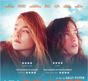 Ginger et Rosa : affres adolescentes et decouverte de la sexualite dans les sixties