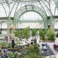 """""""L'Art du jardin"""" sous la Nef du Grand Palais jusqu'au 3 juin prochain."""