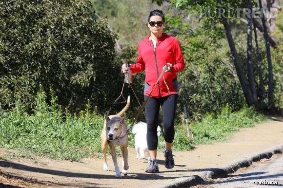 Très en forme, Jenna Dewan-Tatum a gardé une jolie silhouette pendant sa grossesse.