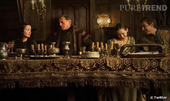 """L'épisode 9 de """"Game of Thrones"""", intitulé """"The Rains of Castamere"""", a choqué les fans mais aussi les stars !"""