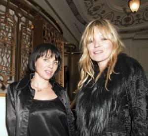 Sadie Frost et Kate Moss, membre du Primrose Hill Gang.