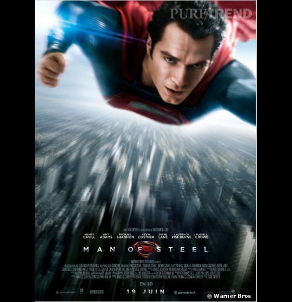 """""""Man of Steel"""" n'est pas encore sorti au cinéma que déjà, les studios réfléchiraient à une suite..."""
