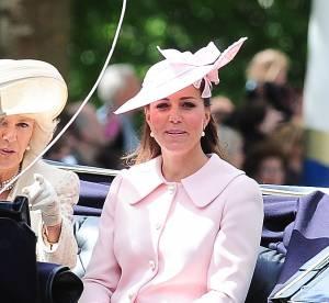Kate Middleton : look de first lady pour sa derniere apparition avant l'accouchement