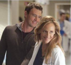"Scott Foley dans ""Grey's Anatomy""."