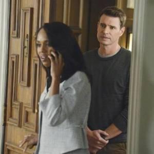 """Scott Foley joue Jake Ballard dans la saison 2 de """"Scandal""""."""