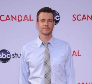 """Scott Foley est un habitué des séries TV depuis son rôle dans """"Felicity""""."""