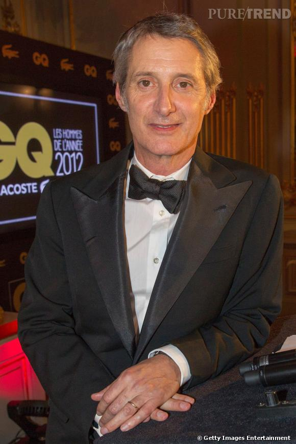 """Antoine de Caunes toujours très noeud papillon en 2013. Et le """"Grand Journal"""" ça donnera quoi ?"""
