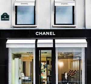 Chanel ouvre sa première boutique beauté