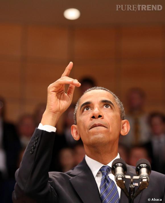 """Barack Obama interprète """"Get Lucky"""" le temps d'une vidéo, un potentiel funky pour le Président Américain ?"""