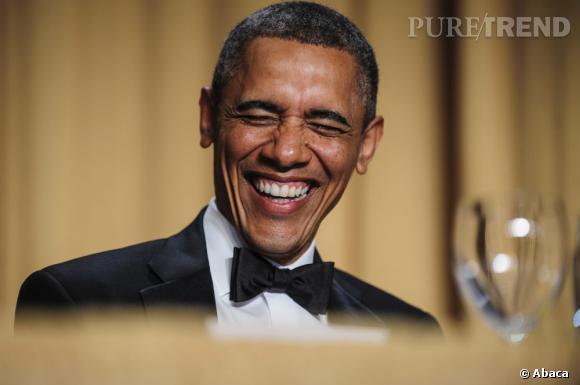 Barack Obama est le maître de l'autodérision, sûrement que la vidéo lui plairait !