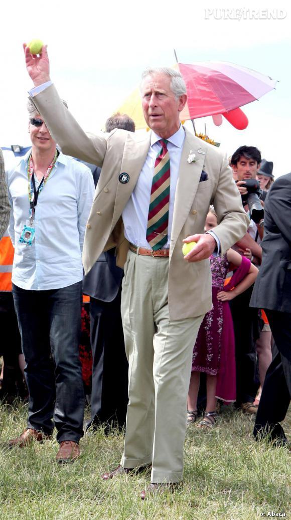 Le festival est une telle institution que même le Prince Charles s'autorise à y faire un tour.
