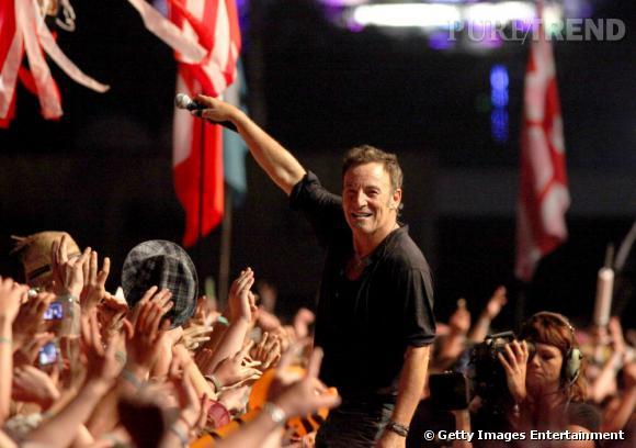 Bruce Springsteen triomphe en 2009.