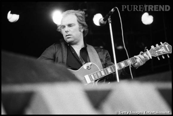 Van Morisson se produit en 1982.