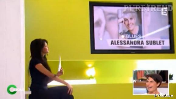 Nabilla en présentatrice télé sur France 5 ? On n'y croyait pas vraiment.