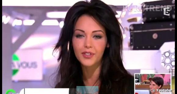 """Et si Nabilla remplaçait Alessandra Sublet comme présentatrice de """"C à Vous"""" ?"""