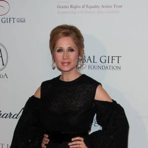 Lara Fabian au Global Gift Gala en mai dernier.