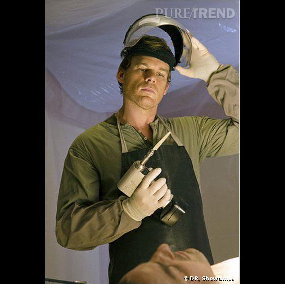 """""""Dexter"""" saison 8 : Michael C Hall est satisfait de la fin."""