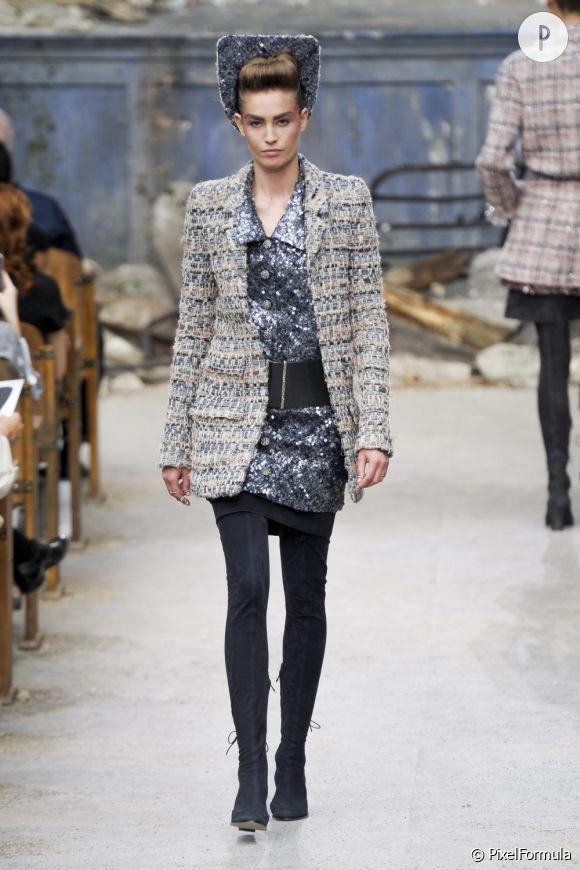 Défilé Chanel Paris Automne-Hiver 2014