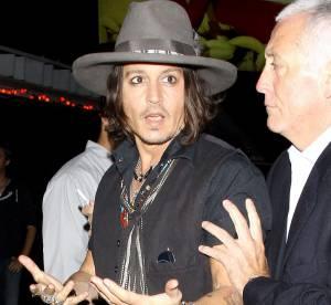 Johnny Depp et One Direction : rapprochement surprise