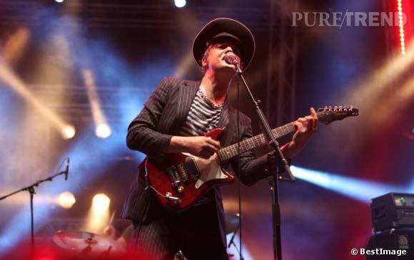Peter Doherty, grand retour des Babyshambles au festival Soirs d'été à Paris.