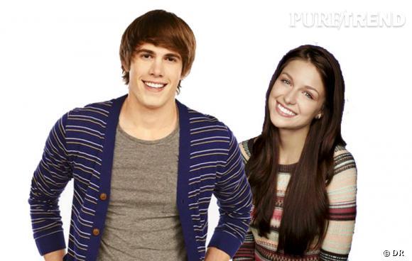 "Melissa Benoist et Blake Jenner sont Marley et Ryder dans ""Glee""... et les deux acteurs viennent de se fiancer !"