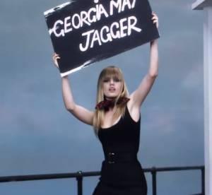 Georgia May Jagger et Adriana Lima partent en mer pour Miu Miu