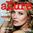 Kate Moss photographiée par Mario Testino pour le magazine Allure août 2013