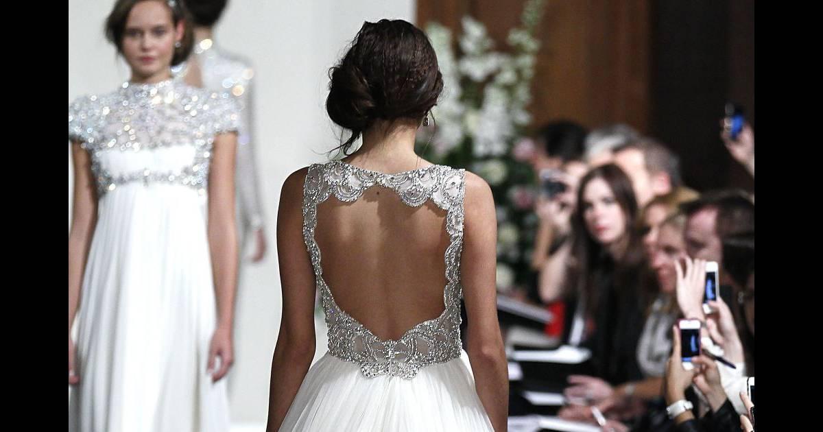 Une robe jenny packham de la collection mariage automne for Jenny packham robe de mariage de saule