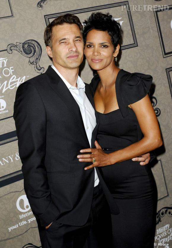 Halle Berry et Olivier Martinez se sont mariés en toute discrétion le 13 juillet en France...