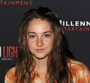 Shailene Woodley sans maquillage : au naturel meme sur tapis rouge !
