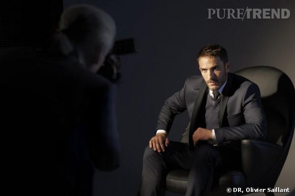 Making of de la campagne Lagerlfed avec Sébastien Jondeau, l'assistant personnel de Karl Lagerfeld.