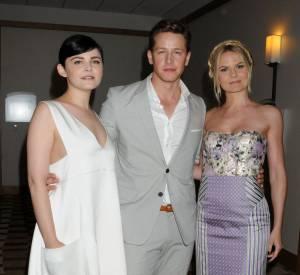 "Ginnifer Godwin, Josh Dallas et Jennifer Morrison de ""Once Upon a time"" au Comic-Con 2013."