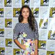 "Nina Dobrev de ""The Vampire Diaries"" au Comic-Con 2013."