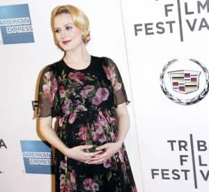 Pendant sa grossesse, Evan Rachel Wood a refusé de porter des pantalons.