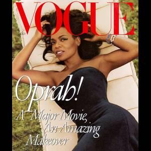 Sur les conseils d'Anna Wintour, Oprah Winfrey a perdu 9 kilos avant de poser en une de Vogue, en 1998.